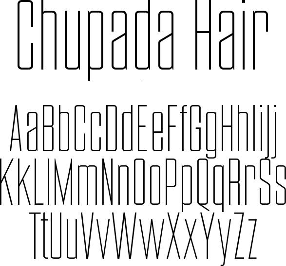 Chupada Hair