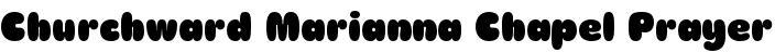 Churchward Marianna Regular