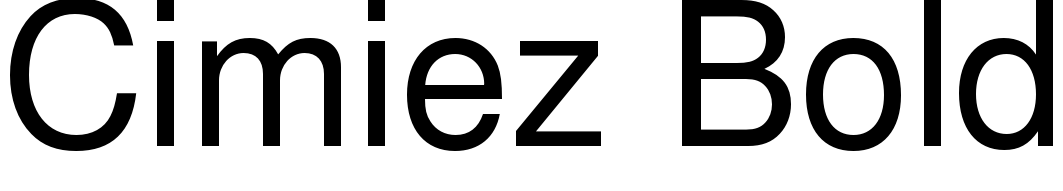 Cimiez Bold