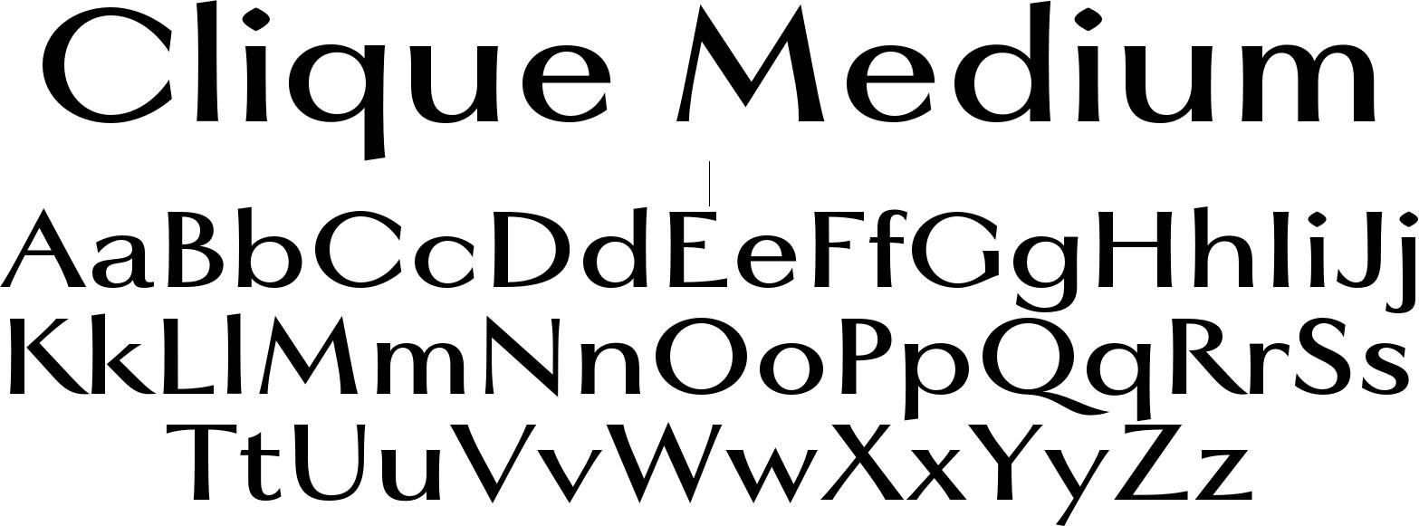Clique Medium