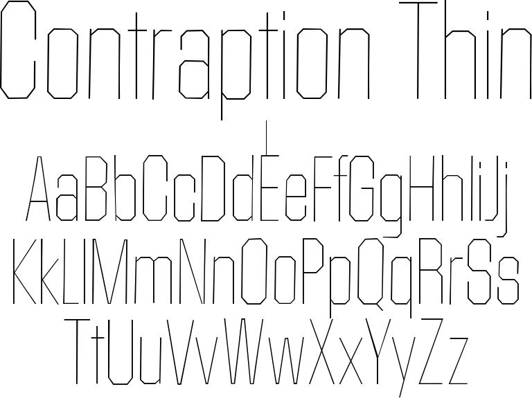 Contraption Thin