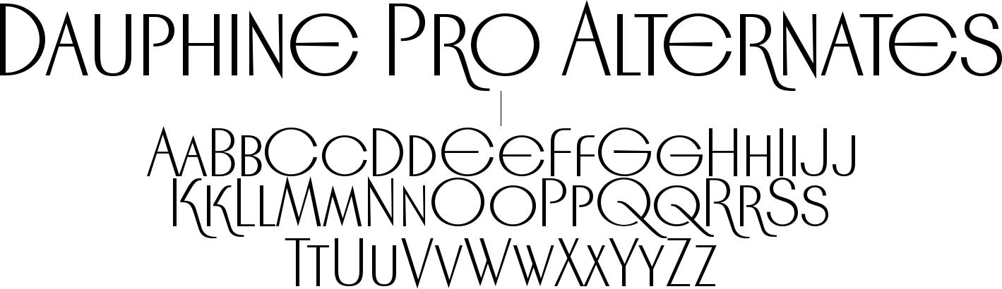 Dauphine Pro Alternates