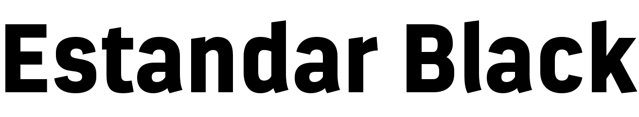 Estandar Black