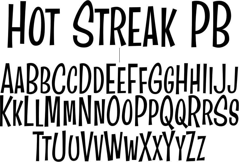 Hot Streak PB