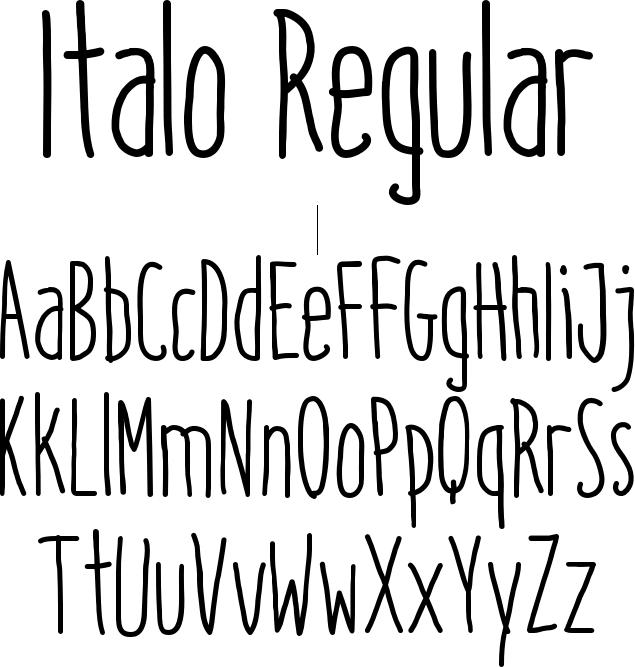 Italo Regular