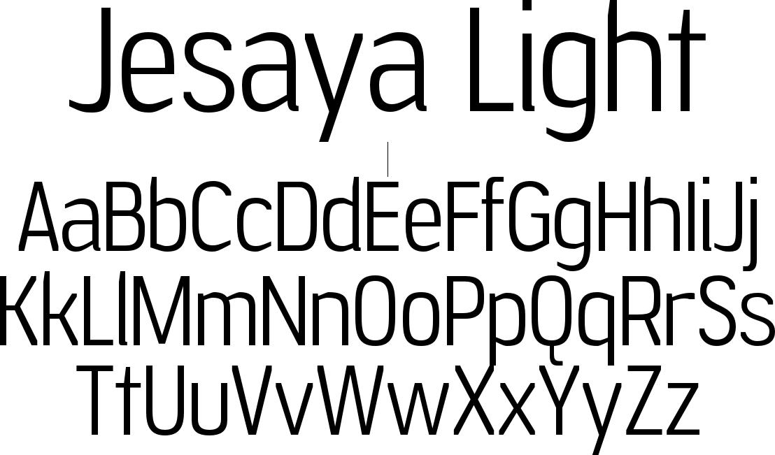 Jesaya Light
