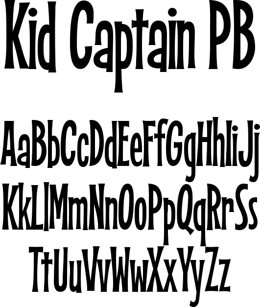 Kid Captain PB