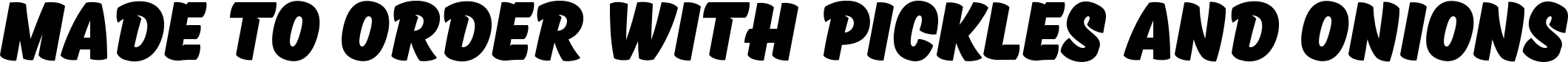 Kansas Casual Black