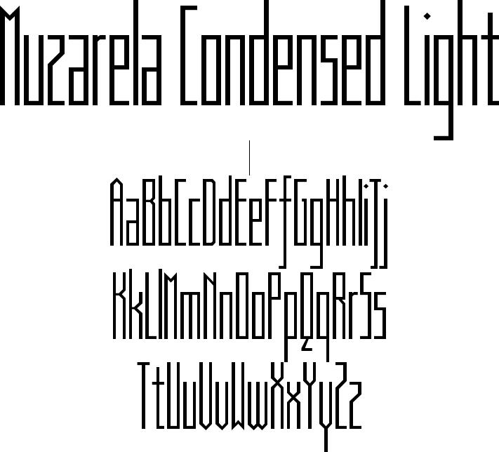 Muzarela Condensed Light
