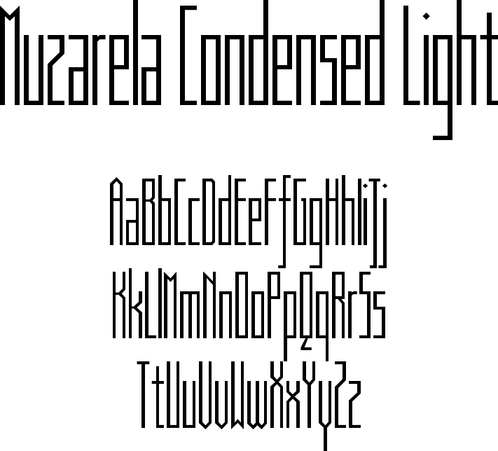 Muzarela Condensed Light