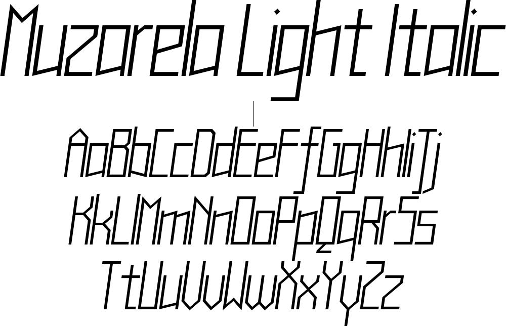 Muzarela Light Italic