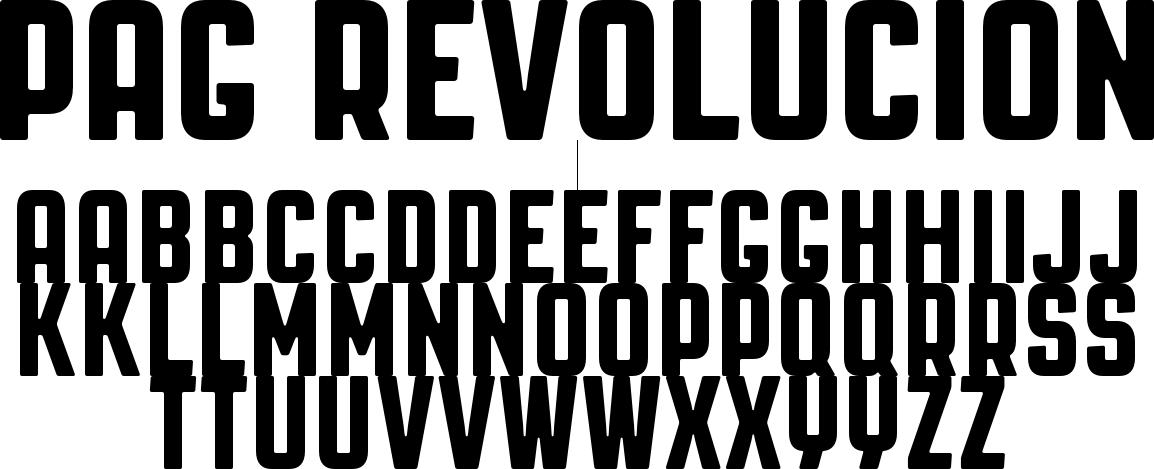 PAG Revolucion