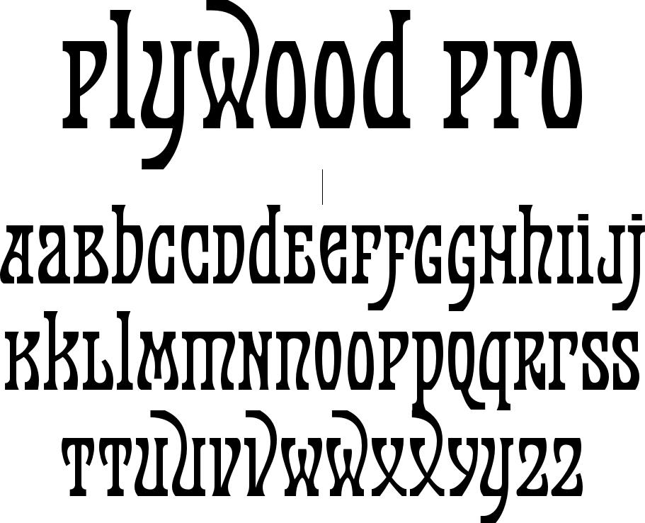 Plywood Pro