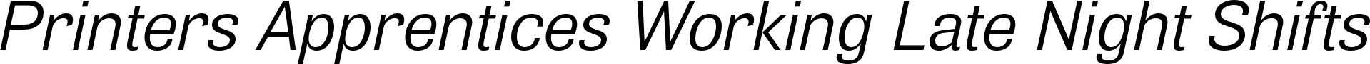 Air Regular Oblique