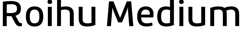 Roihu Medium