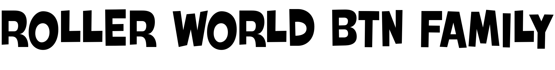 Roller World BTN