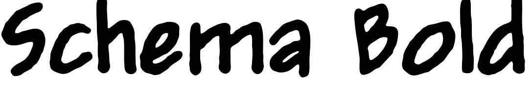 Schema Bold
