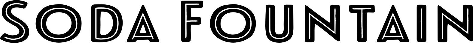 Le Havre Rough Centerline Reversed Font by Insigne : Font Bros