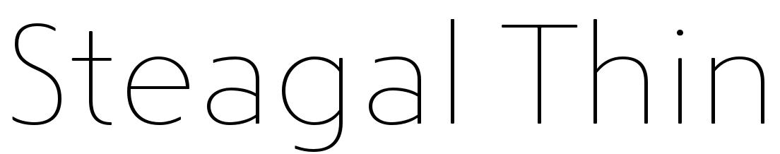Steagal Thin