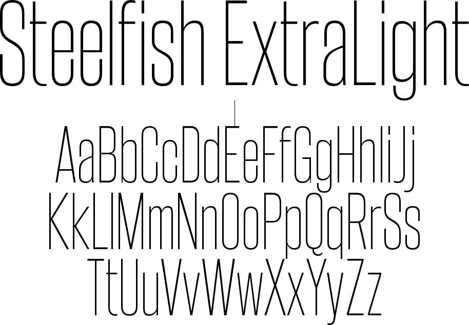 Steelfish ExtraLight