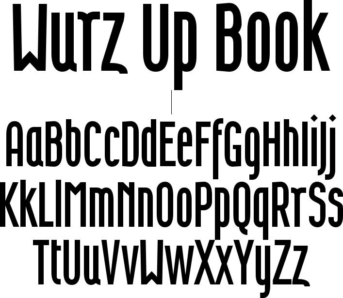 Wurz Up Book
