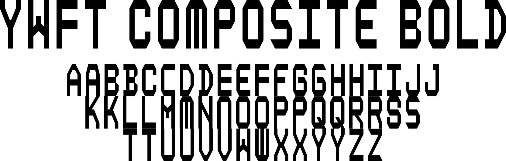 YWFT Composite Bold