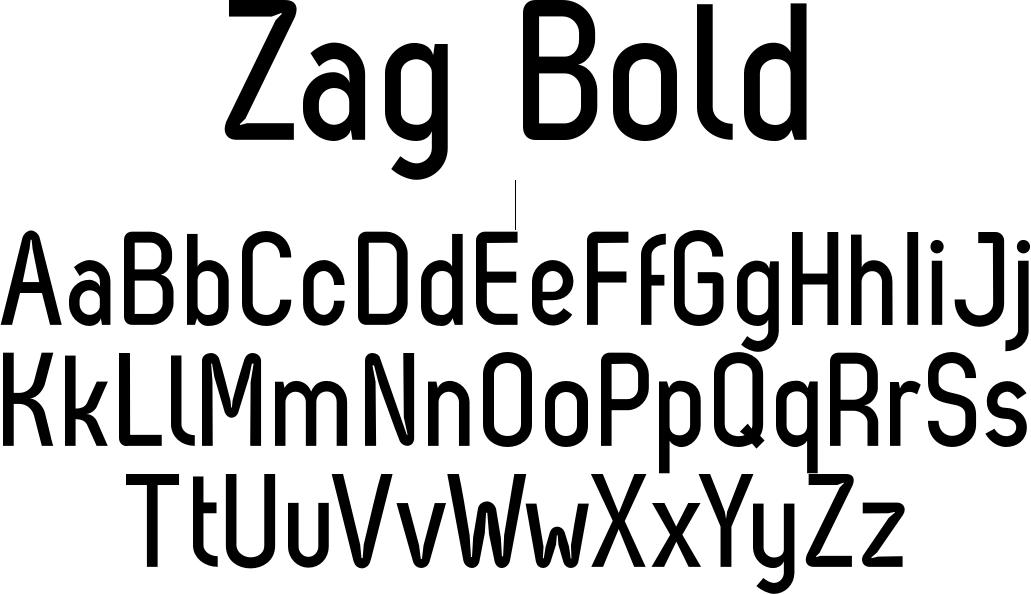 Zag Bold