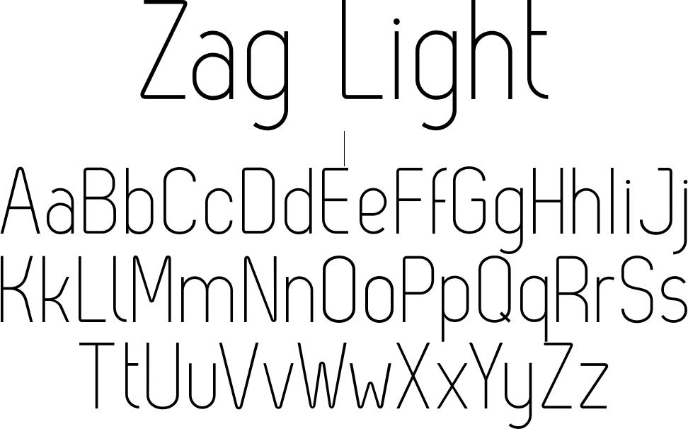Zag Light